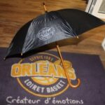 Parapluie Orléans Loire Basket